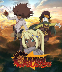 Cannon Busters Dub