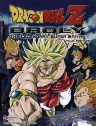 Dragon Ball Z Movie 08 Broly The Legendary Super Saiyan Dub