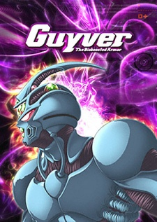 Guyver The Bioboosted Armor Dub