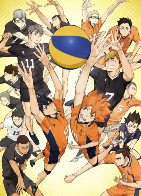 Haikyuu To The Top 2nd Season