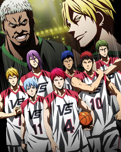 Kuroko No Basket Movie 4 Last Game