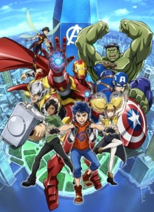 Marvel Future Avengers Dub