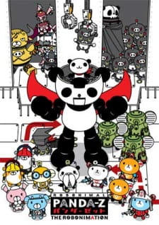 Panda Z The Robonimation