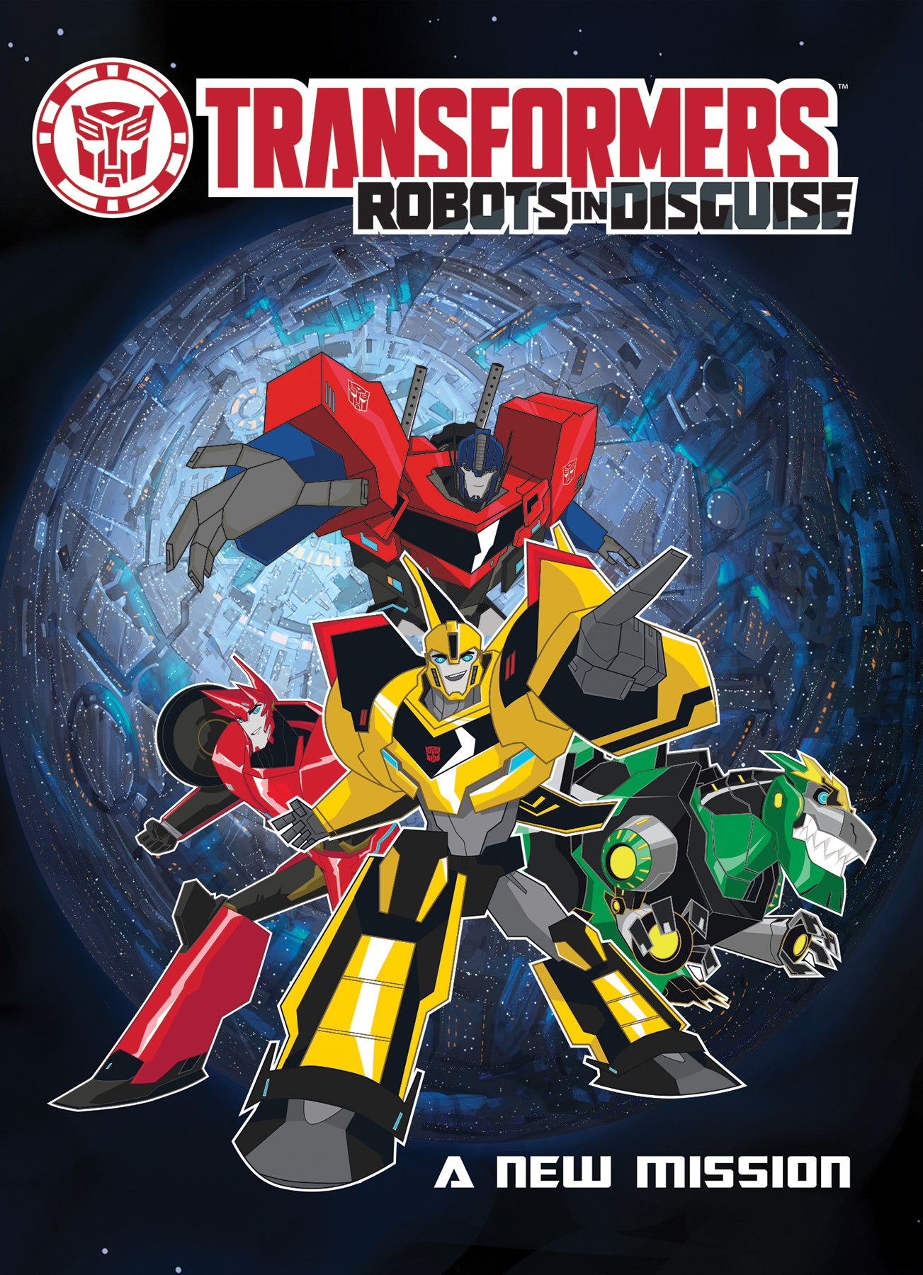 Transformers Robots In Disguise 2015 Season 4